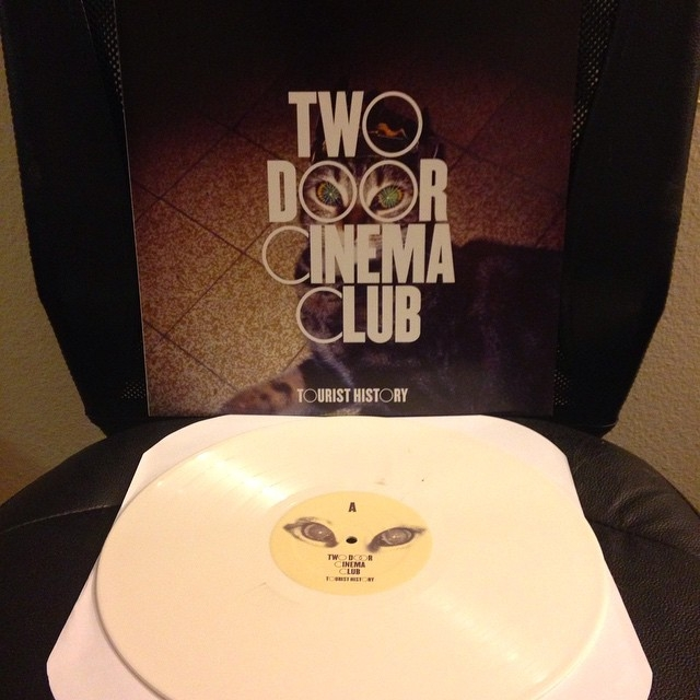 Two door cinema club vinyl