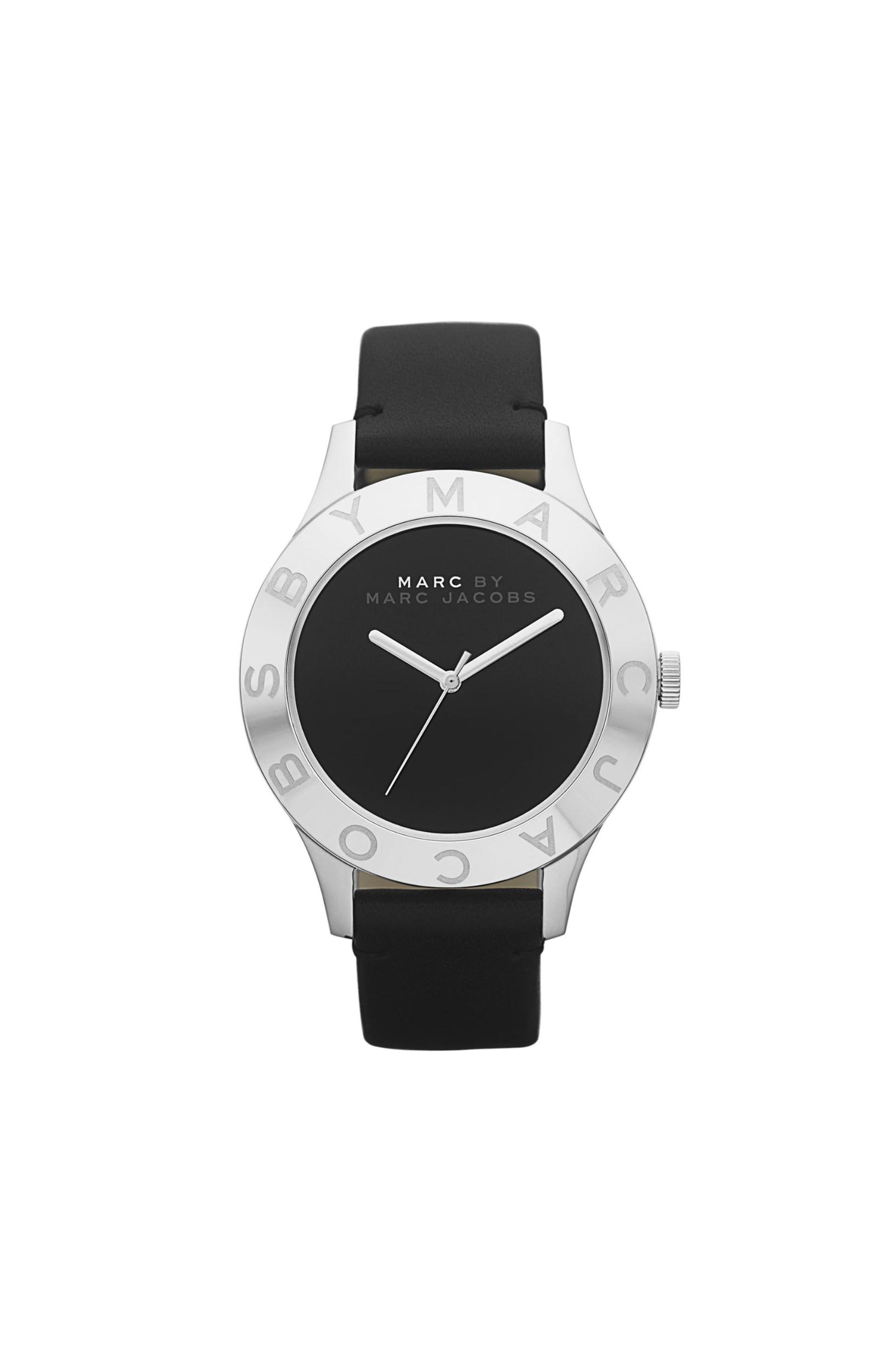 Montre Marc by Marc Jacobs - Black Patent Blade - Marc by marc jacobs ...