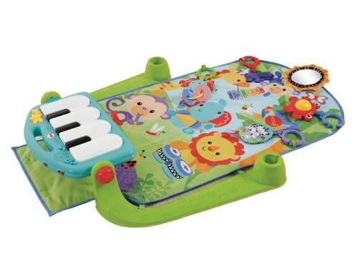 Tapis piano Fisher Price - Du00e8s 0 mois / Naissance - Fisher Price ...