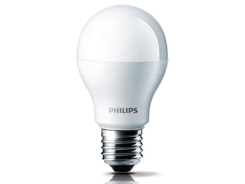 ampoule led 6w e27 philips philips pickture. Black Bedroom Furniture Sets. Home Design Ideas