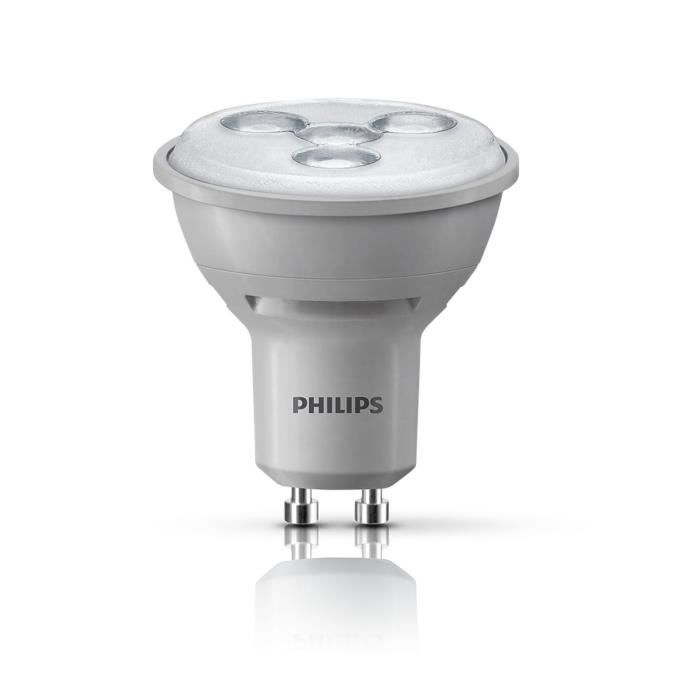 philips ampoule capsule led 35w gu10 wh dimmable philips pickture. Black Bedroom Furniture Sets. Home Design Ideas