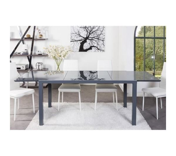 Capucine table de s jour extensible 160 240cm noname for Table de sejour extensible