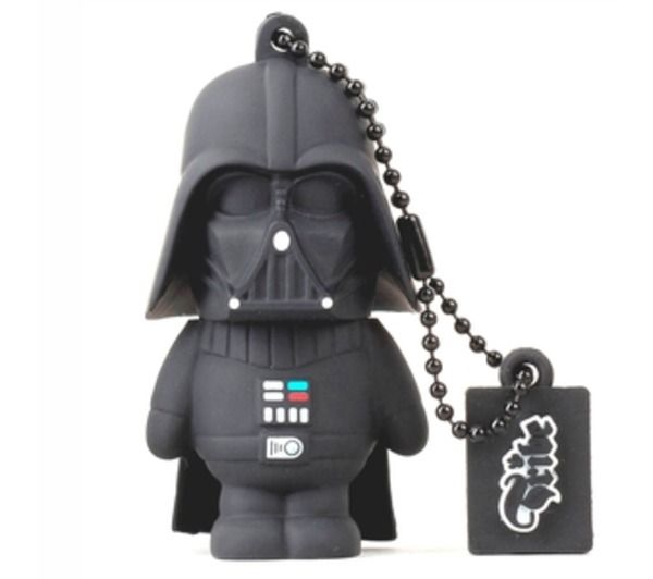 star wars cl usb darth vader 8 gb noname pickture. Black Bedroom Furniture Sets. Home Design Ideas