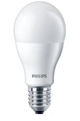 ampoule led philips standard depolie 9 5w 60w philips pickture. Black Bedroom Furniture Sets. Home Design Ideas