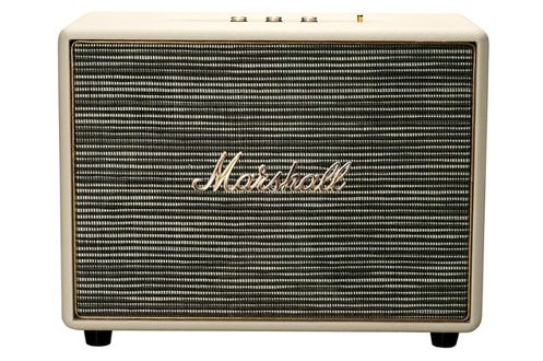 enceinte bluetooth sans fil marshall woburn marshall. Black Bedroom Furniture Sets. Home Design Ideas