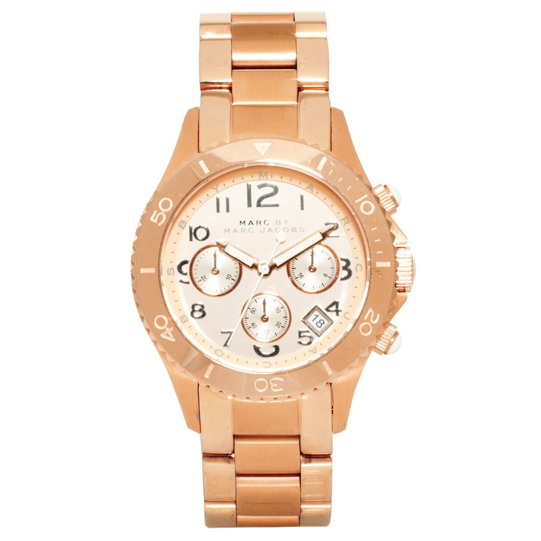 Marc jacobs - Rock Montre chronographe - Pickture