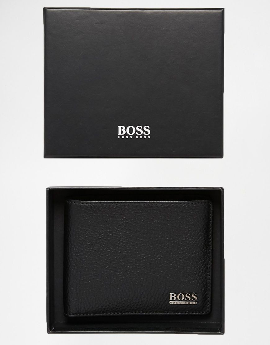 portefeuille hugo boss. Black Bedroom Furniture Sets. Home Design Ideas