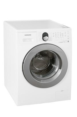 lave linge hublot samsung wf1704wsv eco bubble samsung. Black Bedroom Furniture Sets. Home Design Ideas