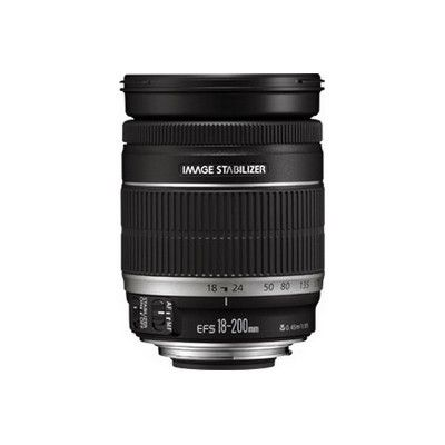 objectif flash canon ef s 18 200mm f 3 5 5 6 is canon pickture. Black Bedroom Furniture Sets. Home Design Ideas