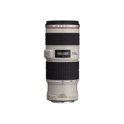 objectif flash canon ef 70 200 mm f 4 l is usm canon pickture. Black Bedroom Furniture Sets. Home Design Ideas