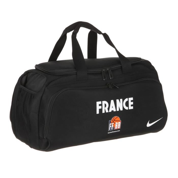 nike sac de sport ffbb nike pickture. Black Bedroom Furniture Sets. Home Design Ideas