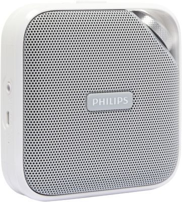 enceinte bluetooth philips bt2500w philips pickture. Black Bedroom Furniture Sets. Home Design Ideas