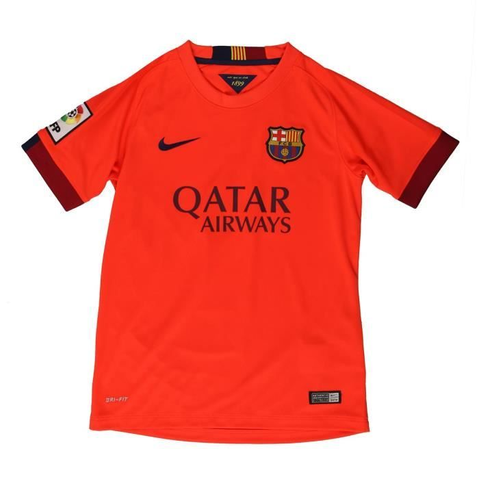 nike maillot football replica fc barcelone junior nike pickture. Black Bedroom Furniture Sets. Home Design Ideas