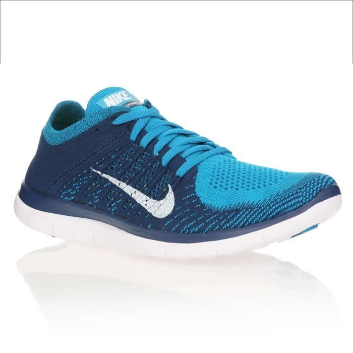 nike chaussures running free run 4 0 flyknit homme nike pickture. Black Bedroom Furniture Sets. Home Design Ideas