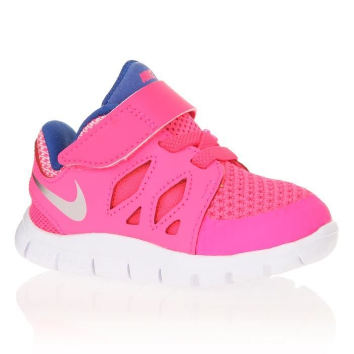 nike baskets free 5 tdv b b fille nike pickture. Black Bedroom Furniture Sets. Home Design Ideas