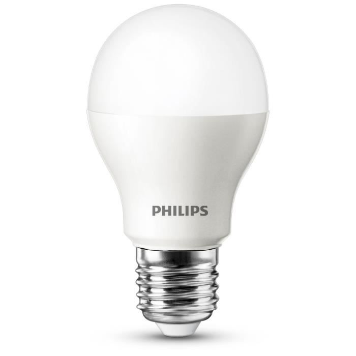 philips ampoule standard led 40w e27 d polie philips pickture. Black Bedroom Furniture Sets. Home Design Ideas