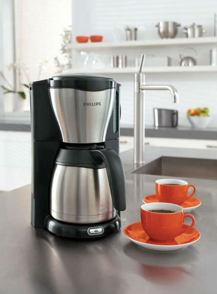 cafeti re filtre thermos philips pickture. Black Bedroom Furniture Sets. Home Design Ideas