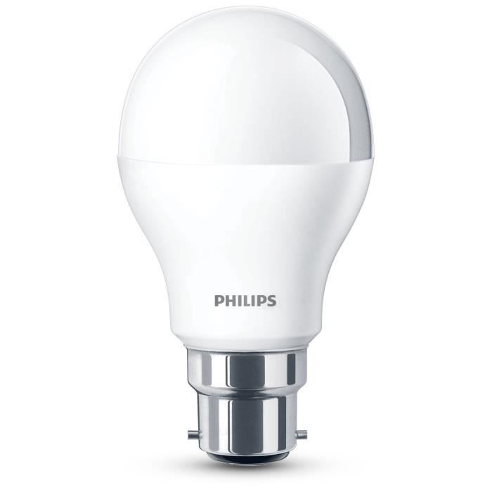 philips ampoule standard led 40w b22 d polie philips. Black Bedroom Furniture Sets. Home Design Ideas