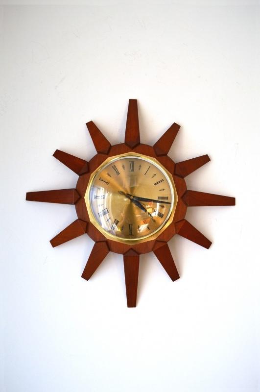 horloge murale anglaise design market pickture