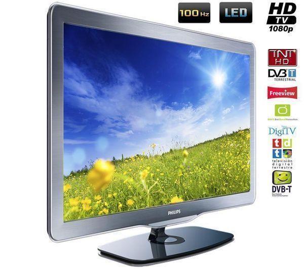 t l viseur led 40pfl6605h hd tv 1080p 40 philips pickture. Black Bedroom Furniture Sets. Home Design Ideas