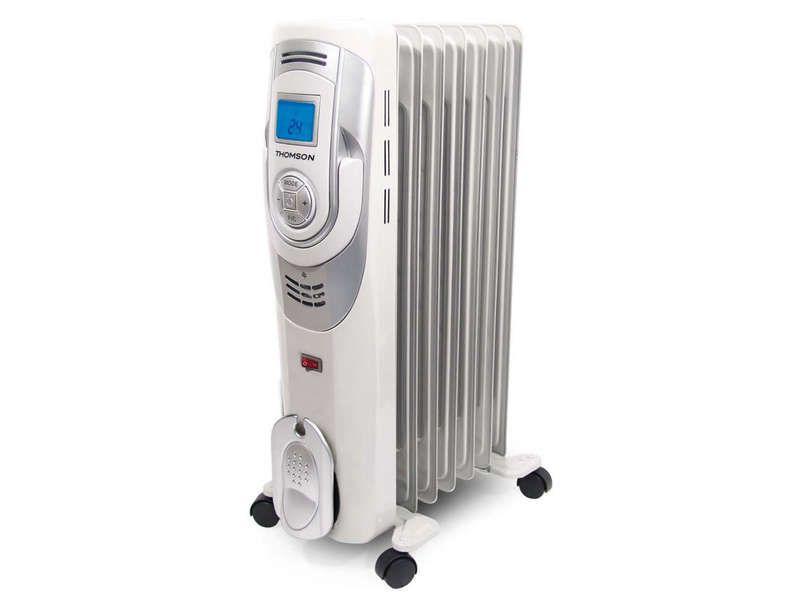 Radiateur electrique conforama - Castorama chauffage bain d huile ...