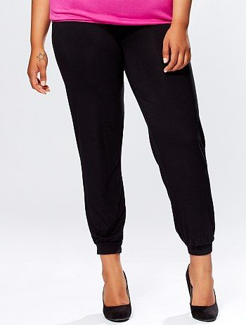 pantalon for women kiabi pantalon boule fluide grande. Black Bedroom Furniture Sets. Home Design Ideas