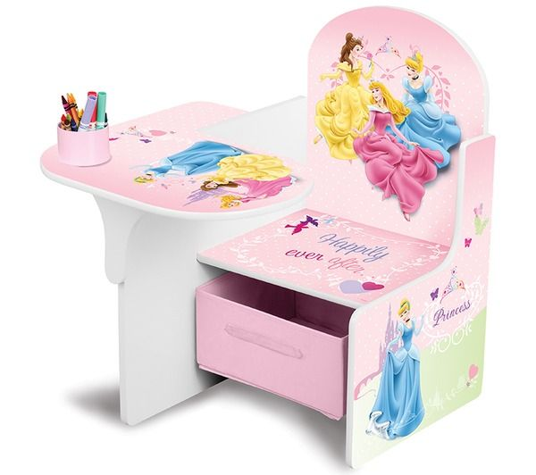 disney princesses chaise bureau noname pickture. Black Bedroom Furniture Sets. Home Design Ideas