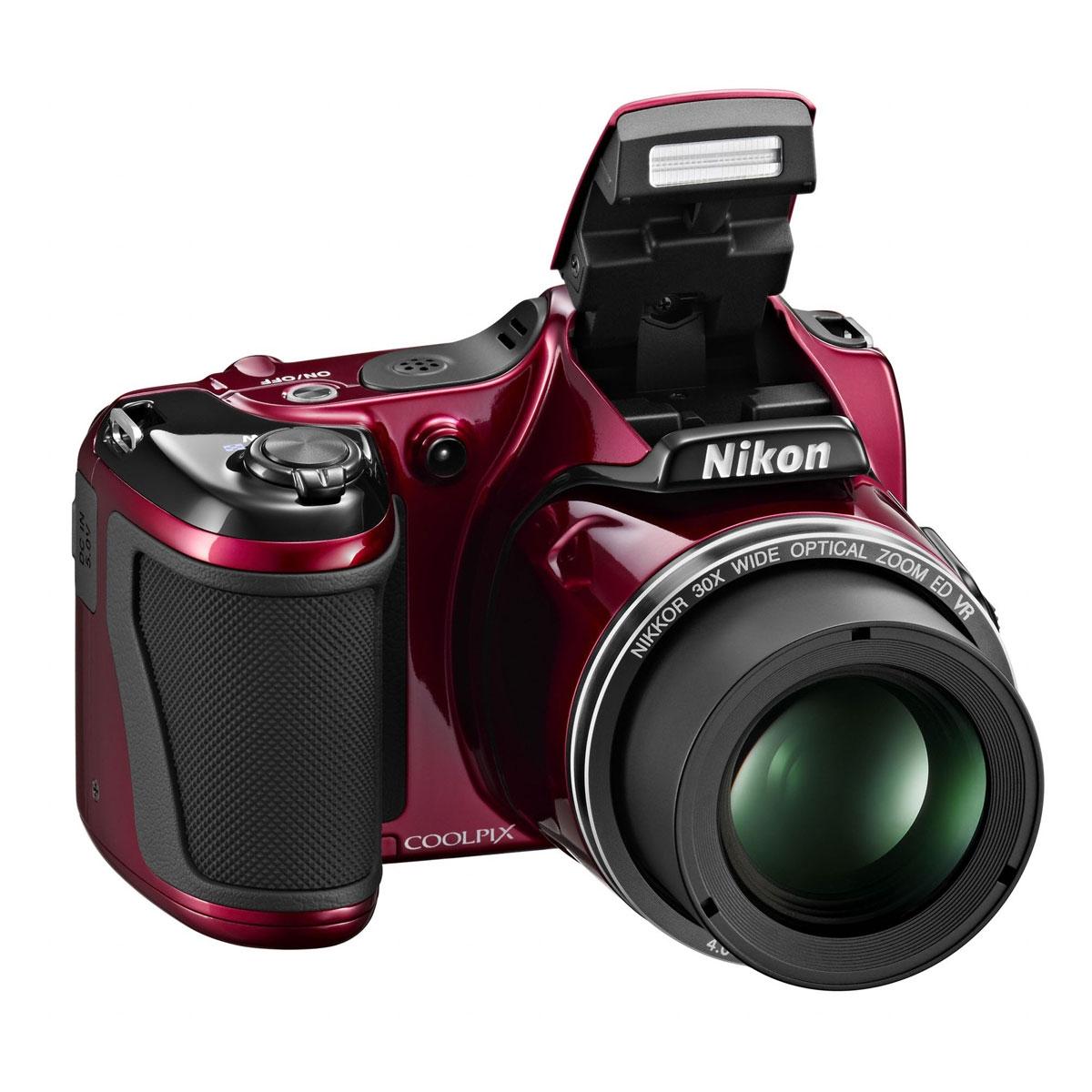 appareil photo num rique bridge coolpix l820 nikon