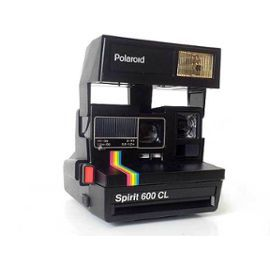 polaroid spirit 600 cl appareil photo instantan polaroid pickture. Black Bedroom Furniture Sets. Home Design Ideas