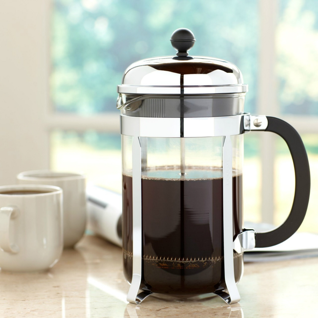 Bodum chambord 12 tasse kaffee french press 51 oz bodum - Starbucks bodum french press ...