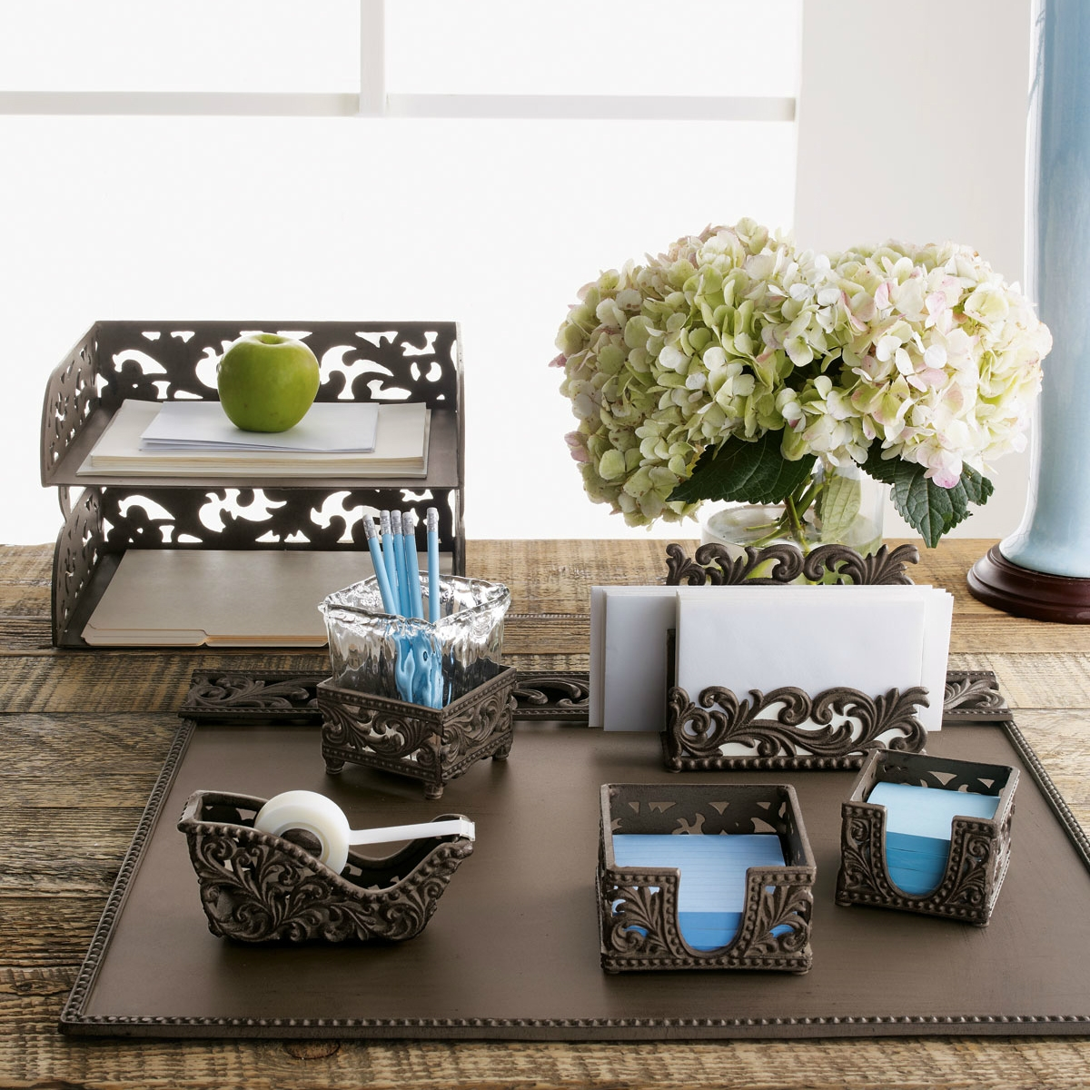 Gg collection desk accessories pickture for Home designs com