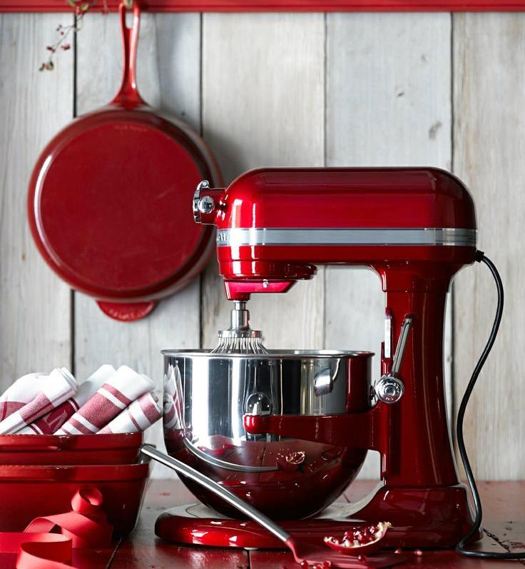 Kitchen Aid In Kitchen Photo