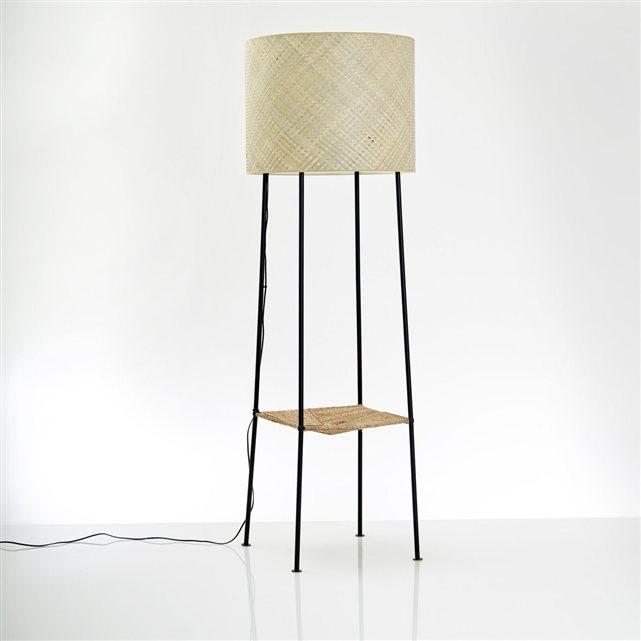 Lampadaire design m tal bambou la redoute pickture - La redoute lampadaire ...