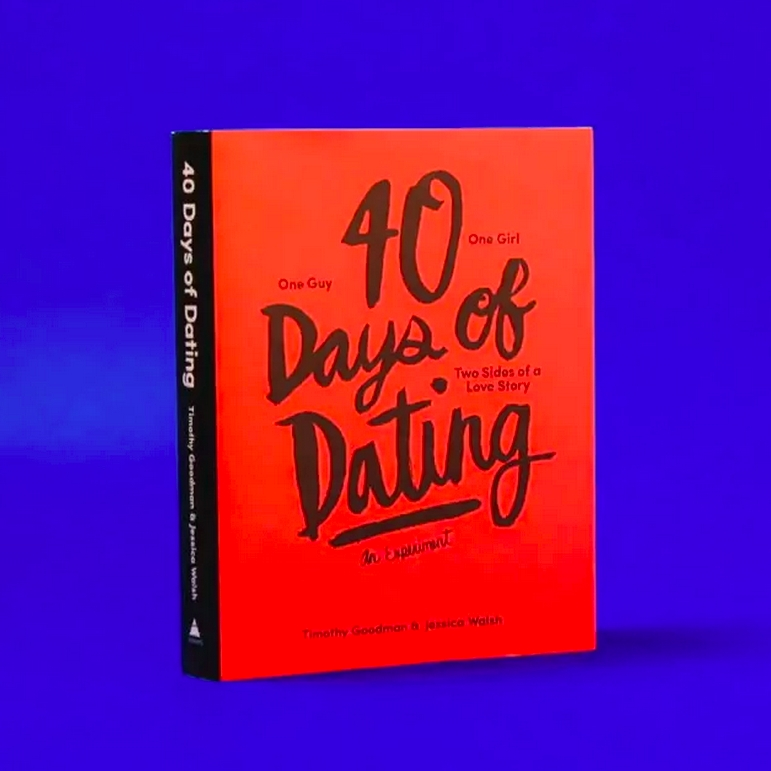 my 40 days of dating Online dating is more competive than you think and other online dating tips for execs katharine blodget and these days nearly 30% of couples meet on the.