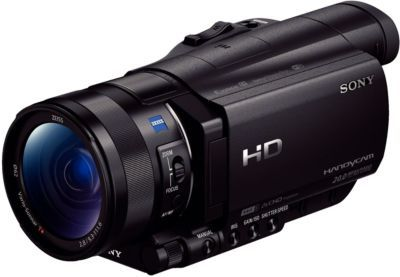 cam scope m moire flash sony hdr cx900e sony pickture
