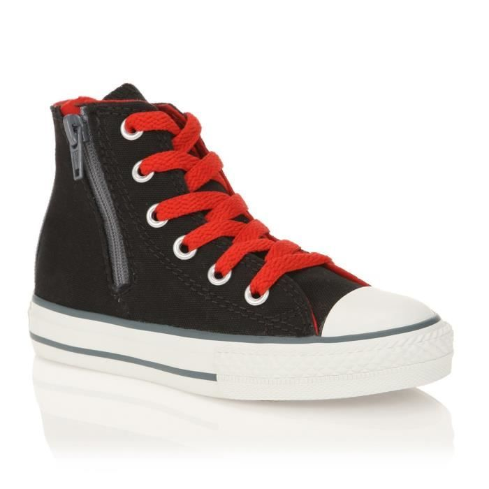 What Is Inappropriate For Children >> CONVERSE Baskets Ct Side Zip Hi Enfant Fille - Converse - Pickture