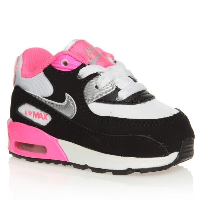 nike baskets air max 90 2007 td b b fille nike pickture. Black Bedroom Furniture Sets. Home Design Ideas